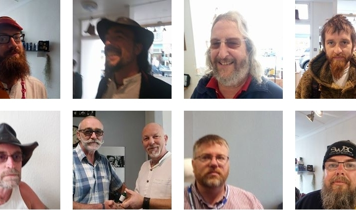 sidfestbeard competition entries 2017